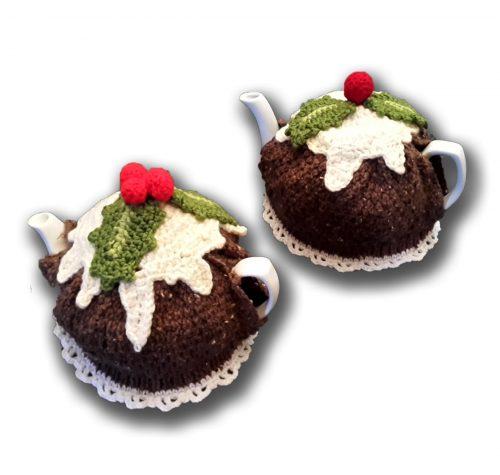 christmas-pudding-tea-cosy pattern