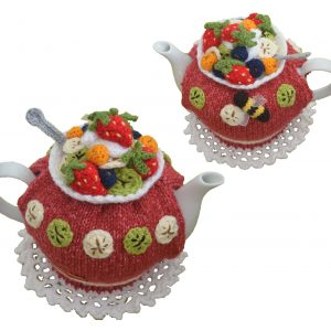 Fruit Salad Tea Cozy Pattern
