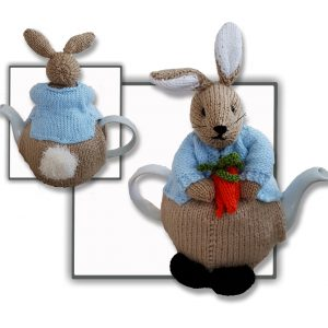Peter Rabbit Tea Cosy Pattern