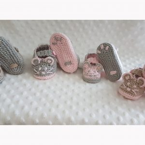 mouse_crochet_booties_pattern