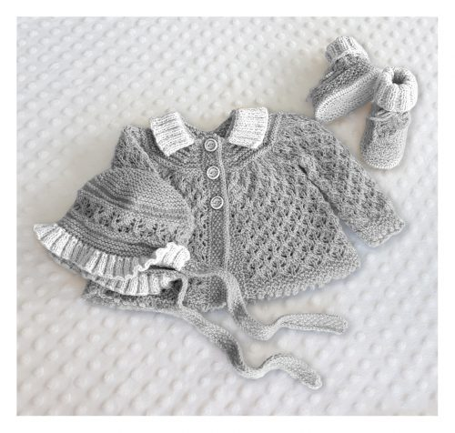 angel lace baby layette