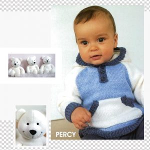 Percy Sweater birth to 3 years IMAGE