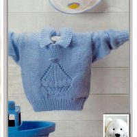 DK  – Sailing Sweater 1 to 4 year olds