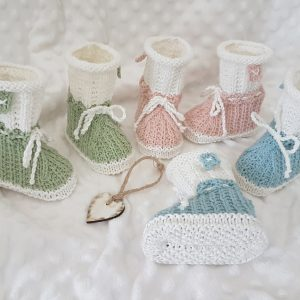 Bunnykids Booties - Series 2