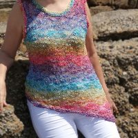 Over The Rainbow Top (S-XXXL)