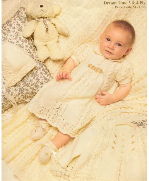 Baby Lacy Layette 3 - 6 months