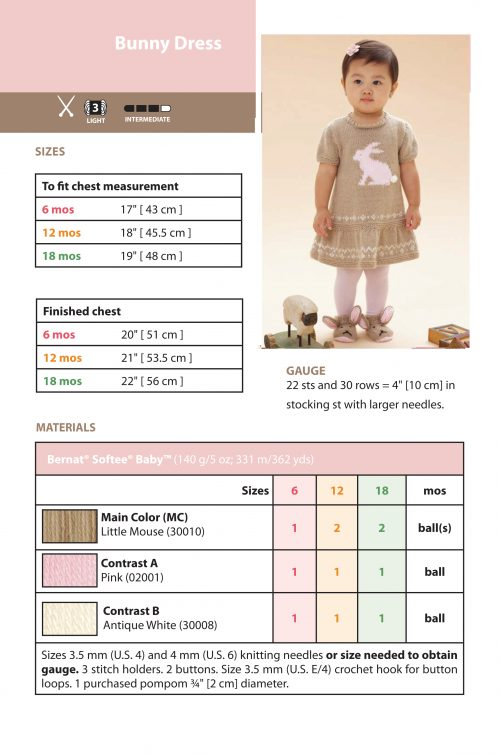 DK Bunny Dress and Booties (6 - 12 months)