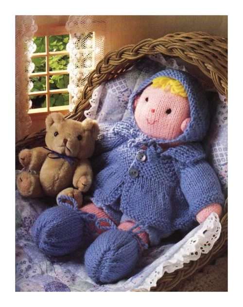 Baby Doll to knit