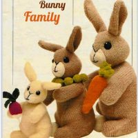 Bunny Rabbit Family (3 sizes)