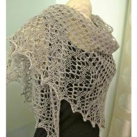 Chic Lace Shawl