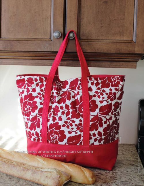 Shopping Bag to sew