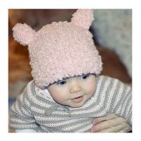 Our Little Bear Bonnet  (3 – 24 months)  – KNITTING Pattern –
