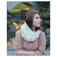 Super CHUNKY Lace Cowl