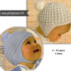 Baby and children Ear Protecting Caps (4 Sizes: 0 TO 10 years)