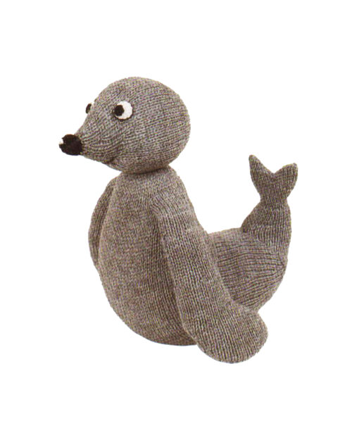 Sam the Seal knitting Pattern