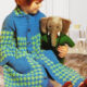 Bedtime Gown for kids one to 5 years old